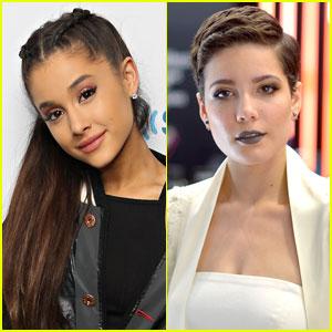 Ariana Grande & Halsey to Perform at MTV Movie Awards 2016