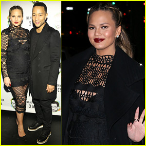 Chrissy Teigen's New Book Debuts at Number One on NYT List!