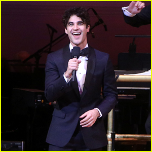 Darren Criss Sings 'Rent' Duet at 'Broadway Today' Benefit Concert