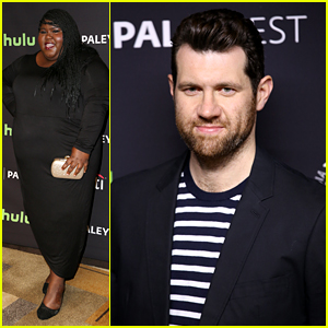 Gabourey Sidibe & Billy Eichner Talk 'Difficult People' Season 2 at PaleyFest