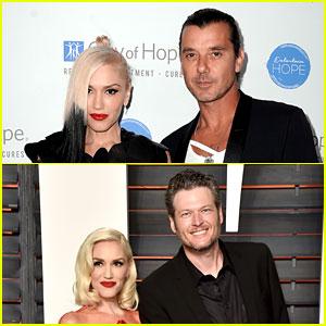 Gwen Stefani Says Gavin Rossdale Split Is a 'Juicy Story'