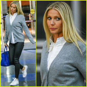 Gwyneth Paltrow Says She's Taking a Break From Acting