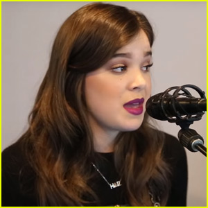 Hailee Steinfeld Covers Justin Bieber's 'Love Yourself' - Watch Now!