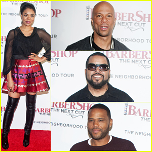 Ice Cube, Common & Regina Hall Bring 'Barbershop 3: The Next Cut' To Chicago!