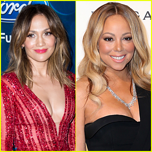 Jennifer Lopez Comments on Mariah Carey 'Feud' - Watch Now!