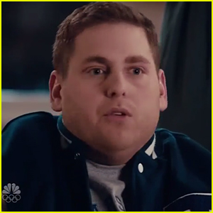 Jonah Hill Plays School's Biggest Wrestling Failure in 'SNL' Sketch - Watch Now!