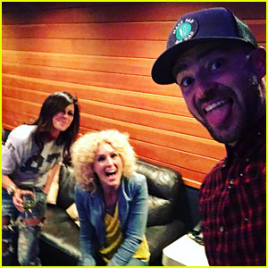 Justin Timberlake Is Writing New Music with Little Big Town!