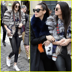 Kendall Jenner Takes Her Film Camera to Rome