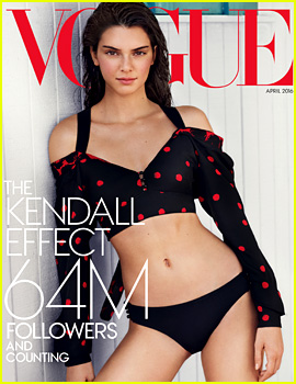 Kendall Jenner Shares Her Social Media Advice in 'Vogue' Special Issue!