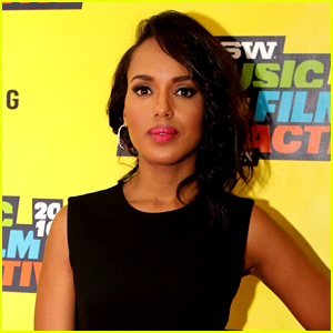 Kerry Washington Addresses Nnamdi Asomugha Divorce Rumors