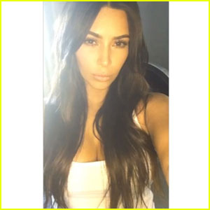 Kim Kardashian Says F-You to Haters After NSFW Selfie