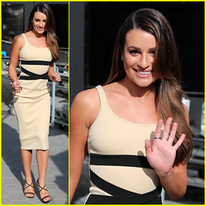 Lea Michele Launches Burt's Bees Campaign to Bring Back the Bees