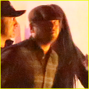 Leonardo DiCaprio Celebrates Oscar Win with Pals in L.A.