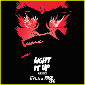 Major Lazer Debuts 'Light It Up' Remix Music Video - Watch Now!