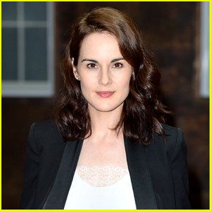 Michelle Dockery Is Back at Work After Her Fiance's Death