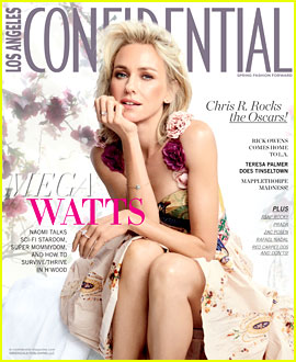 Naomi Watts Says She Has Room to Improve as an Actress