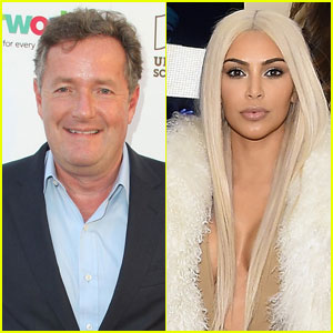Piers Morgan Claims Feminism is Dead After Kim Kardashian & Emily Ratajkowski's NSFW Selfie