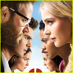 Zac Efron Means Business in New 'Neighbors 2' Poster