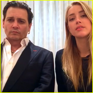 Amber Heard & Johnny Depp Apologize to Australia in New Video