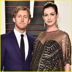Anne Hathaway Gives Birth to Baby Boy Jonathan!