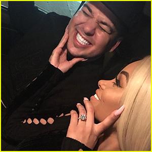 Blac Chyna & Rob Kardashian's House Robbed