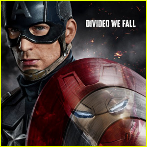 'Captain America: Civil War' Debuts New Footage During MTV Movie Awards 2016 - Watch Now!
