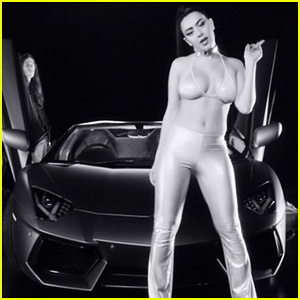 Charli XCX's 'Vroom Vroom' Music Video - Watch Now!