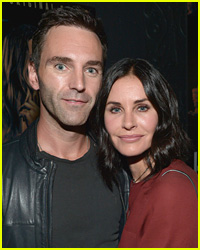 Courteney Cox & Johnny McDaid Back Together, Seen Making Out in New Photos