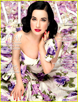 Dita Von Teese Reveals the Mistake She'll Never Make Again