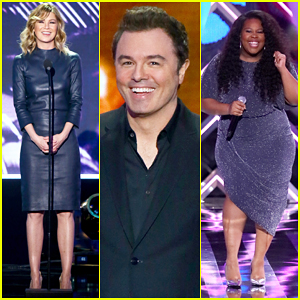 1bfae5ef5a Ellen Pompeo Honors Debbie Allen At TV Land Icon Awards 2016!