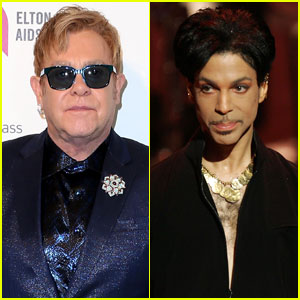 Elton John Pays Tribute to Prince in Concert (Video)