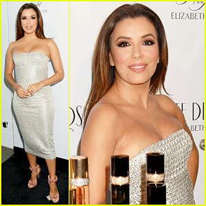 Eva Longoria Hosts White Diamonds By Elizabeth Taylor 25th Anniversary!