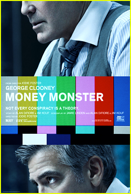 George Clooney & Julia Roberts Get 'Money Monster' Character Posters