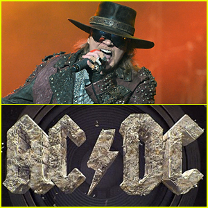 Guns N' Roses' Axl Rose Joins AC/DC as Lead Singer on Tour!