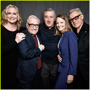 Jodie Foster & 'Taxi Driver' Cast Reunite 40 Years Later!