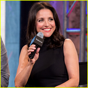 Julia Louis-Dreyfus Chosen as a 'Time 100' Most Influential Artist!