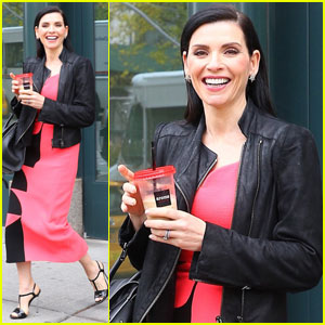 Julianna Margulies on Archie Panjabi Drama: 'It's All Silly Gossip'