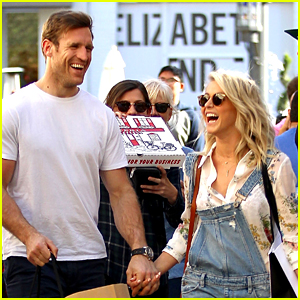 Julianne Hough & Brooks Laich Go on Giggly Shopping Spree