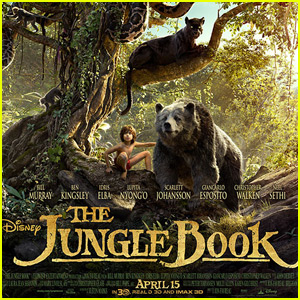 'The Jungle Book' Makes Huge U.S. Debut at $103.6M