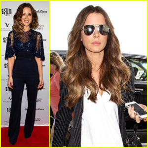 Kate Beckinsale Premieres 'Love & Friendship' in San Fran!