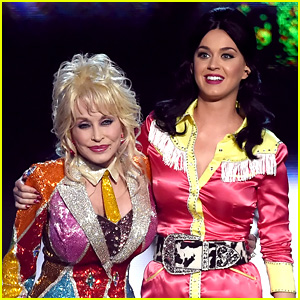 Katy Perry & Dolly Parton's ACM Awards 2016 Performance Video - Watch Now!