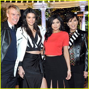 Kendall & Kylie Jenner Throw Chic Bash For New 'Kendall & Kylie' Neiman Marcus Collection