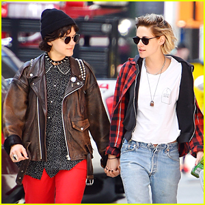 Kristen Stewart Shows Off New Blonde Hair on Outing With Soko