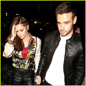 Liam Payne & Cheryl Fernandez-Versini Hold Hands, Prove They're Going Strong!