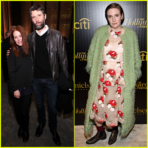 Julianne Moore & Lena Dunham Celebrate Media Influencers With 'THR'