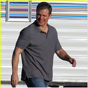 Matt Damon Begins Working on 'Downsizing' After Reese Witherspoon Exit