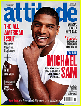 Michael Sam Discusses Homophobia in the Black Community