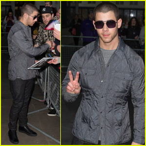 Nick Jonas Partners Up With Creative Recreation