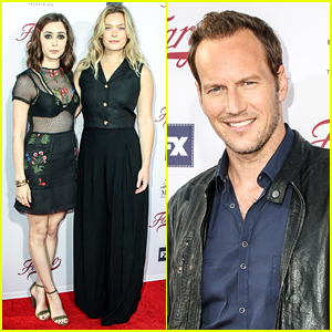 Patrick Wilson & 'Fargo' Cast Celebrate the Show with Emmy Voters