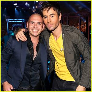 Pitbull & Enrique Iglesias Drop 'Messin' Around' - Stream & Lyrics!